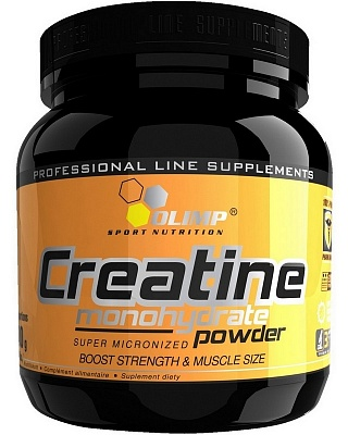 Креатин Creatine monohydrate powder 250 g. Olimp