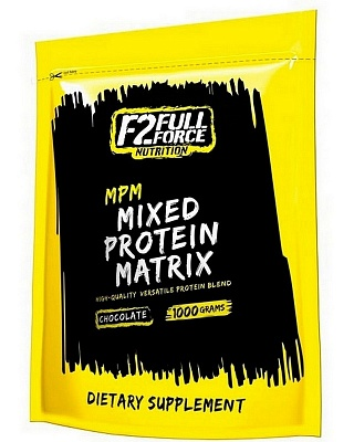 Протеин MPM Mixed Protein 1000 g. Matrix
