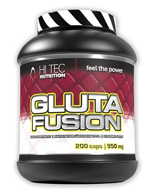 Glutafusion 200 caps. Hi-Tec Nutrition