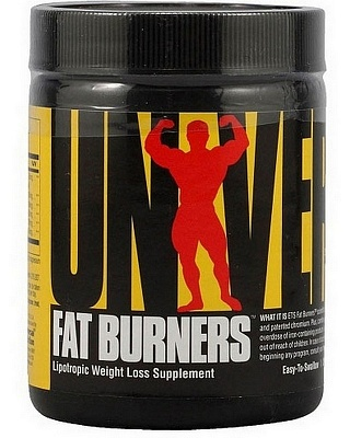 Жиросжигатель Fat Burners E/S 100 tab. Universal Nutrition