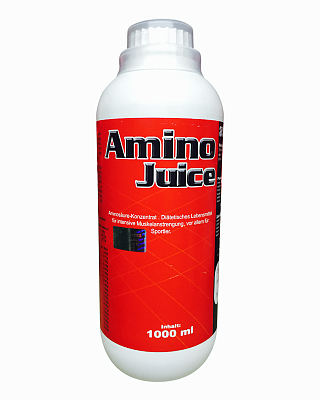 Аминокислоты Amino Juice 1000 ml. Activevites [Уценка]