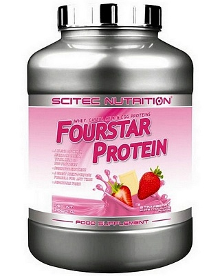 Протеин Fourstar Protein 2000 g. Scitec Nutrition