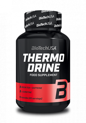 Thermo Drine 60 caps. Biotech USA