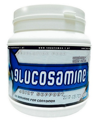 Для суставов и связок Glucosamine 200 caps. Supplemen-t Super Series