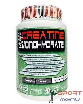 Креатин Creatine 500 g. Dl Nutrition