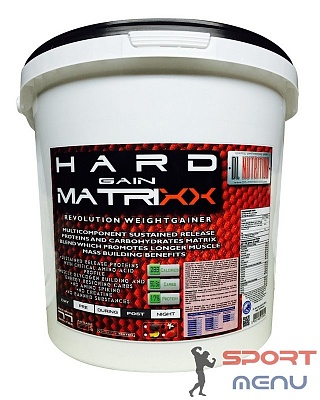 Гейнер Hard Gain Matrix 5000 g. DL Nutrition