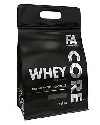 Протеин Core Whey 2270 g. Fitness Authority