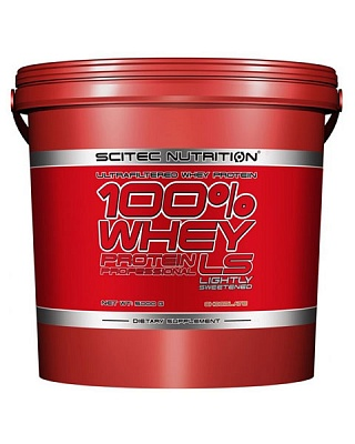 Протеин 100% Whey Protein Professional 5000 g. Scitec Nutrition
