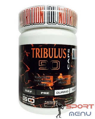 Tribulus 90 60 caps. DL Nutrition