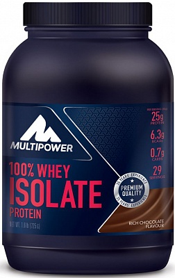 Протеин 100% Whey Isolate 750 g. MultiPower
